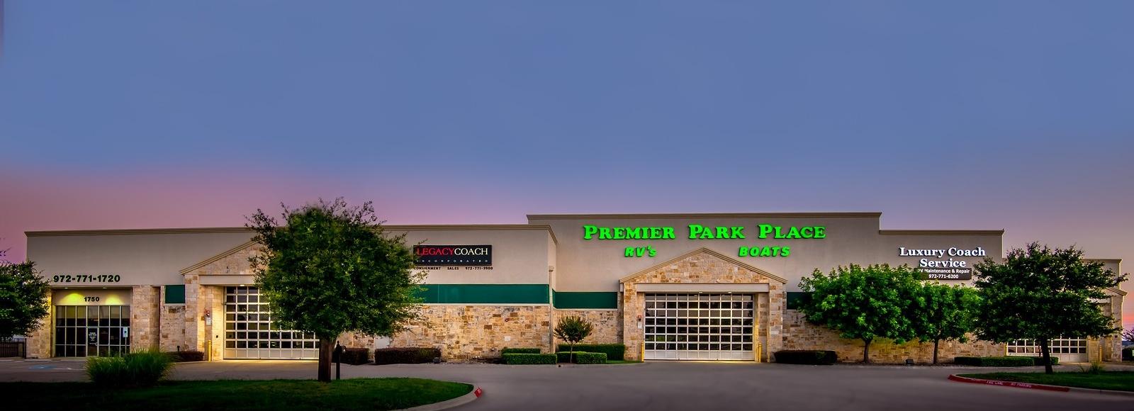 Storage Partner  Premier Park Place