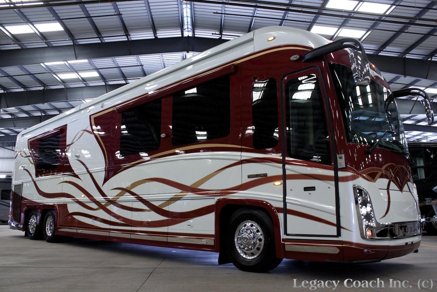 Newell Quad Slide 2011 Legacy Coach Rockwall Texas